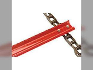 Feeder House Chain - Serrated Slats Every 8th Link Case IH 2188 2188 1680 1680 1682 1682 1688 1688 International 1482 1480 1482 1480 110538A1 117866A1 1325400C91 1957271C1 1957592C1 1957592C2