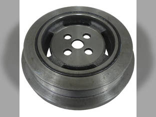 Crankshaft, Dampner, Pulley