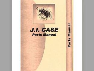 Parts Manual - CA-P-850B CRLR Case 850 850