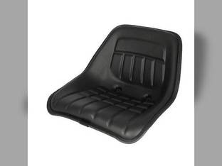 Bucket Seat Vinyl Black International 454 384 674 2400A 354 584 484 2300A 364 884 784 Hydro 84 574 2500A 684 464 Allis Chalmers Bobcat Massey Ferguson 30 20F 30E 20 Minneapolis Moline