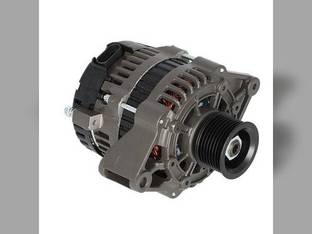 Alternator - Delco Style (8721) Case 420CT 445CT 465 430 450 450CT 435 440CT 440 445 84230294 New Holland L180 LS180 C190 L190 L185 C185 LS185 84230294 Cummins 3972730