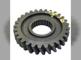 Used Pinion Shaft Gear John Deere 5220 5715 5303 5200 5725 5320 5103 5520 5090E 5425 5425N 5300 5705 5615 5500 5625 5605 5320N 5410 5500N 5203 5510 5520N 5400N 5420 5310 5400 5415 5210 5403 5420N