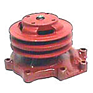 Remanufactured Water Pump, With Double Groove Pulley