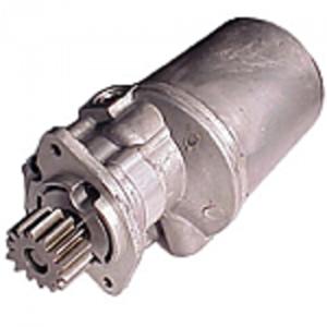 Power Steering Pump, Reservoir Style