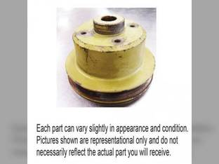 Used Water Pump Pulley John Deere 820 830 1020 1520 2020 2030 2510 302 310 350 401 410 440 450 480 301 920 930 1030 1120 1130 1630 1830 2120 2440 6100 6500 6600 2130 2040 2240 70 300B 4400 6600 2520