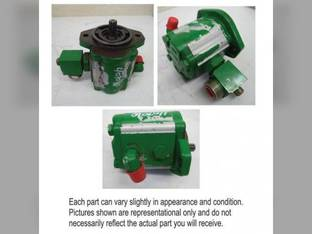 Used Axle Hydraulic Pump John Deere 9400T 9200 9100 9300 9400 9300T RE60870
