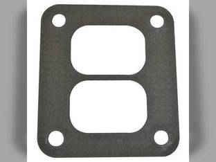 Turbo Mounting Gasket Ford Allis Chalmers John Deere 4630 4320 4440 4430 4450 4640 4050 4240 7700 4250 4650 7720 6620 Case International 1066 1086 Massey Ferguson Oliver New Holland Case IH Gleaner