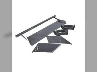 Fan Throat Kit International 1440 1470 1460 Case IH 1640 1660