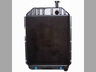 Radiator Ford 7910 8210 E1NN8005BB