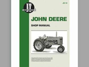 I&T Shop Manual - JD-10 John Deere 70 70 50 50 60 60