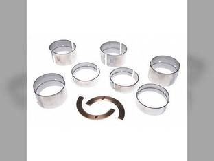 "Main Bearings - .030"" Oversize - Set Case 2394 2390 W26 4694 1450 1280B 1570 4494 2594 1080 4490 W36 2470 40 2670 1470 1450B W30 3294 980 1370 4690 2590 504BDT 1280 W24C Case IH 4694 3594 4494 3394"