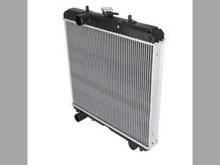 Radiator John Deere 320 317 KV23225