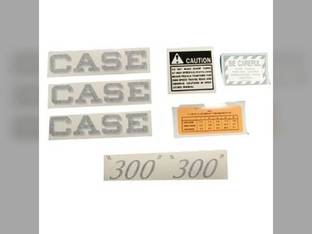 Decal Set Case 300