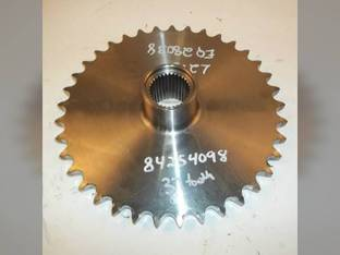 Used Axle Drive Sprocket New Holland L220 L216 84254098