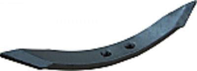 """Flat-Faced Chisel Plow Point - 2"""""""