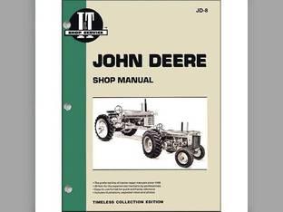 I&T Shop Manual - JD-8 John Deere 70 70