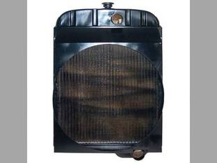 Radiator Oliver 1650 163343AS