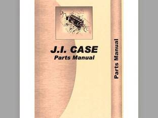 Parts Manual - CA-P-630 Case 630 630