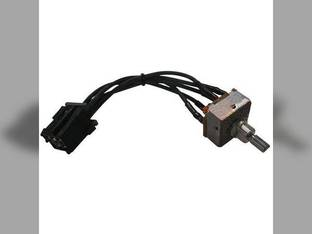 Wiper Switch - 3 Speed Case IH MX100 MX120 CX60 MX110 MX170 CX90 MX80C CX80 MX150 MX90C CX100 MX100C MX135 CX50 CX70 228111A1