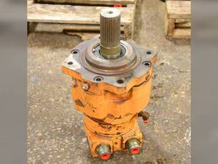Used Hydraulic Motor with Brake Assembly Case 85XT 349157A2