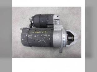 Used Starter - Bosch PLGR (18230) Gehl 5635 6635 132299 Deutz 0118-0180 1180995