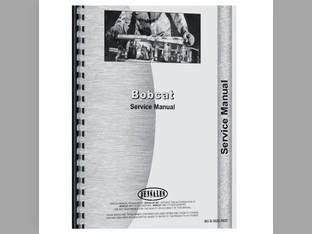 Service Manual - BC-S-520 530+ Bobcat 520 533 530