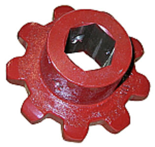 Feederhouse Chain Sprocket