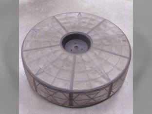 Used Rotary Air Screen Case IH 2377 2388 2577 2588 CPX610 CPX620 620 625 87409301