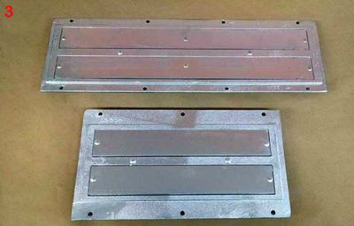 Magnets for Auger Mixer Wagons etc.