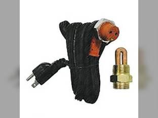 "Kat's Frost Plug Heater 3/4"" 400 Watt 120V Kubota John Deere 2255 70 5200 G 5320 5300 2040 2150 2140 50 2155 5210 B 1550 60 A 730 1750 5400 1850 1140 5220 Belarus Massey Ferguson 165 285 3165 65 255"
