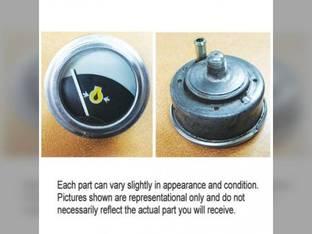 Used Oil Pressure Gauge John Deere 3300 4400 4420 6600 6602 7700 AH113715