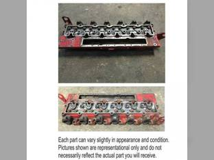 Used Cylinder Head Case IH 7110 7120 7130 7140 7150 7210 7220 7230 7240 7250 9310 9330 1660 1670