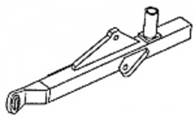 Pull Arm - Inner, Left Hand