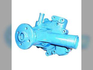 "Water Pump using 3/4"" Hose Barb New Holland LX485 L465 L150 LX665 L170 LS140 TC45 C175 LX565 L565 LS160 LS170 L140 L160 TC35 TC33 LX465 L175 LS150 Case IH Ford 2120 1920 3415 Case 420 410 Shibaura"