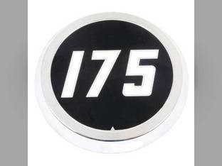 Emblem - Medallion & Decal Massey Ferguson 175 175 194846M2