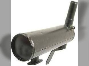 Muffler New Holland 5640 6640 82009292