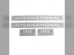 Decal Set International 1468