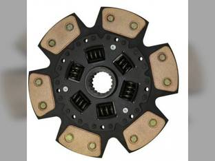 Clutch Disc John Deere 950 1070 1050 900 990 850 870 970 Yanmar YM330 YM336 Satoh Bison S750