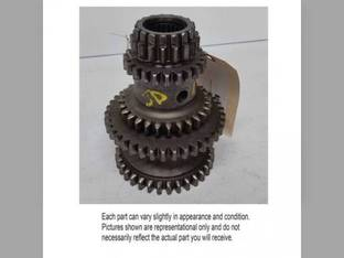 Used Countershaft Cluster Gear John Deere 1050 CH13344