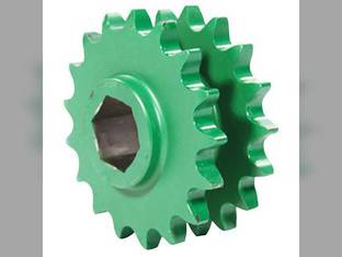 Sprocket - Double Main Drive John Deere 447 430 448 566 435 330 535 456 457 335 375 567 556 558 530 557 446 547 546 385 AE39301