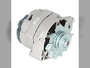 Alternator - Delco Style (7186-12) John Deere 4050 4630 4240 4450 4230 4250 4430 4040 4440 Case International 1086 Massey Ferguson 50 Bobcat White Allis Chalmers New Holland Gleaner Case IH Versatile