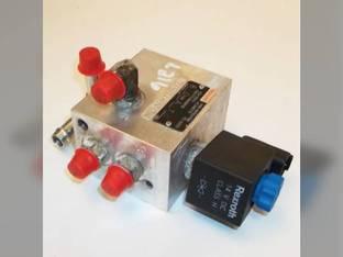 Used Hydraulic Brake Valve New Holland L216 84256530