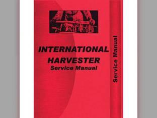 Service Manual - IH-S-606 International 606 606