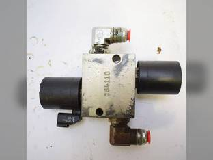 Used Hydraulic Lift and Tilt Solenoid Valve Gehl 7710 7610 7810 184110