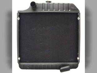 Radiator John Deere 5715 5510 5605 5320N 5410 5520N 5510N 5705 5520 5420 5415H 5615 5420N 5415 RE70236