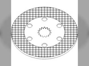 Brake Disc John Deere 7330 7430 7530 7600 7610 7700 7710 7715 7720 7800 7810 7815 7820 7920 RE186965