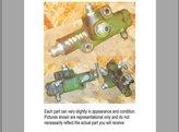 Used Pressure Control Valve AR51732 John Deere 3010 3020 4010 4020 5010 5020 AR31125