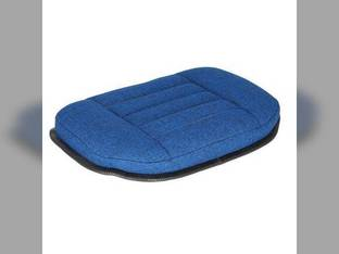 Backrest Fabric Blue Ford 8530 TW25 7910 555A TW20 8000 555B 9700 6700 655 5700 TW35 7710 8210 7700 550 9000 555 TW5 6710 8700 8630 7810 8730 655A 8830 455 TW30 TW15 82845171