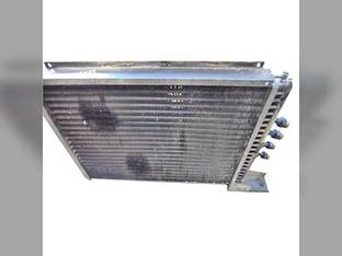 Used Condenser with Oil Cooler John Deere 9400 9650 CTS CTSII 9510 SH 9550 9550 SH 9500 SH 9510 9780 9500 9410 9600 9610 9450 AH145232