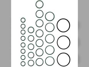O-Ring Kit New Holland TM120 TM125 TS90 TM150 TM140 TM115 TM190 TM130 TM135 TM165 TM155 TS100 TS115 TS110 TS125A TM175 Case IH MXM175 MXM120 MXM155 CX90 CX80 MXM190 CX100 CX50 MXM130 CX70 MXM140 CX60